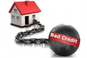 Bad Home Loan Image
